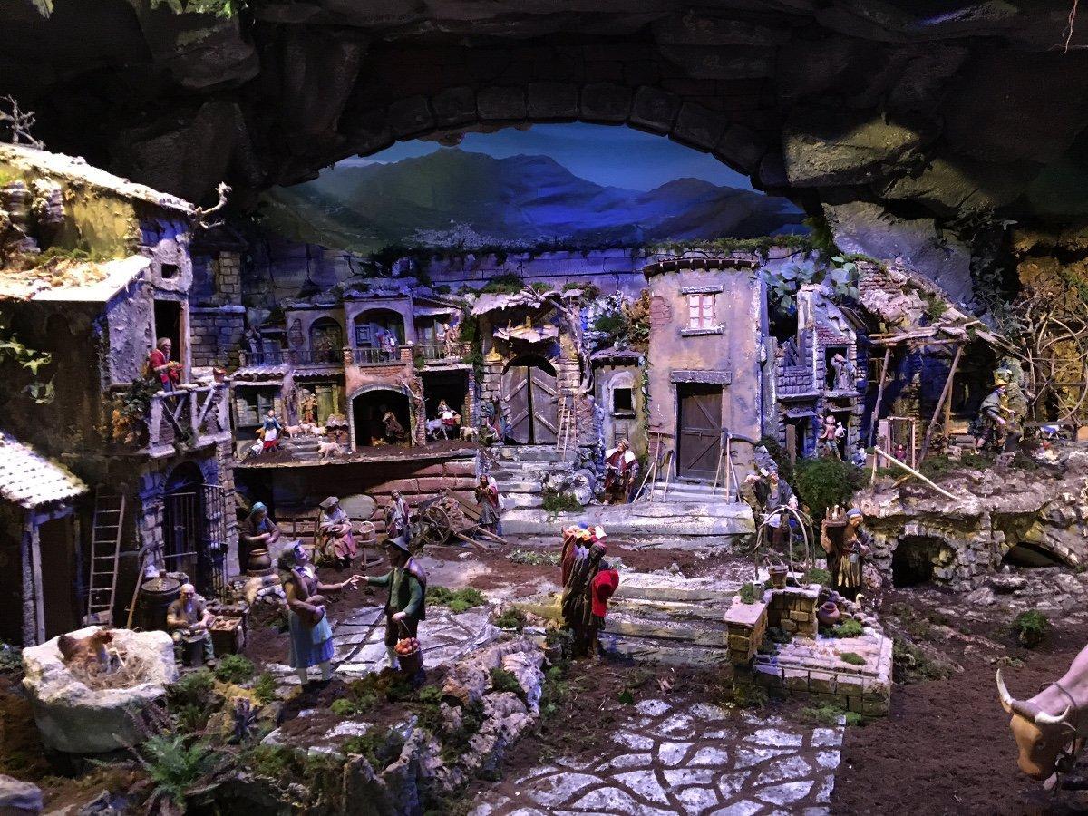 La Grotta Di Babbo Natale.La Grotta Di Babbo Natale Ad Ornavasso Le Colline Di Maggiora